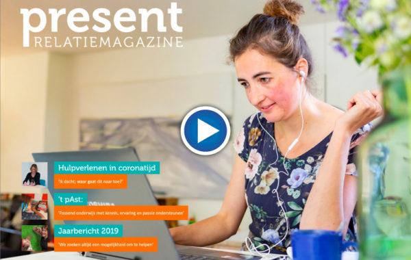 Novia Entrea Lindenhout Present 16 cover
