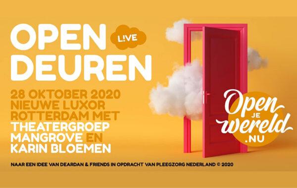 Openjewereld Open Deuren