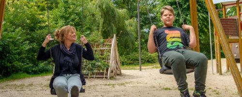 School Samen Met Ouders Header