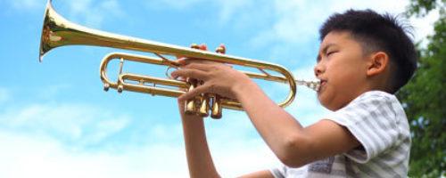 Vacature trompet itemfoto